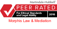 Peer Review Rated Lawyer